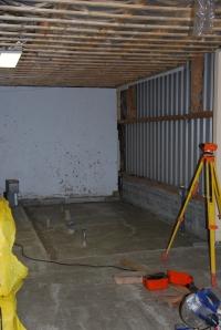 aanleg extra prive-sanitair
