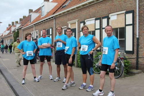 Team minicamping De Visser
